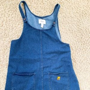 Jeans overall dress
